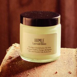 Humle Body Butter Apelsini/Lavendel